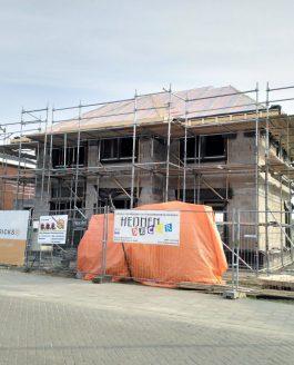 Voortgang nieuwbouw Nederweert-Eind