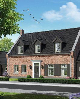 Nieuwbouw woning buitengebied Nederweert-Eind